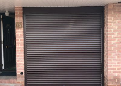 Insulated Electric Roller Garage Door Scunthorpe